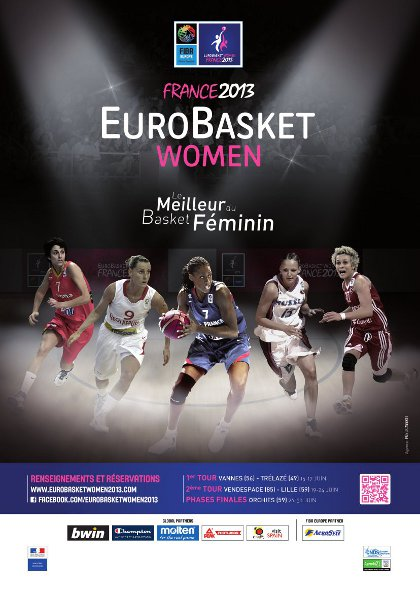 EuroBasket Women 2013