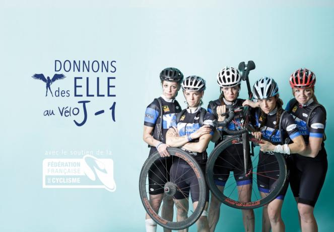 donnons des elle au tour de france velo cyclisme