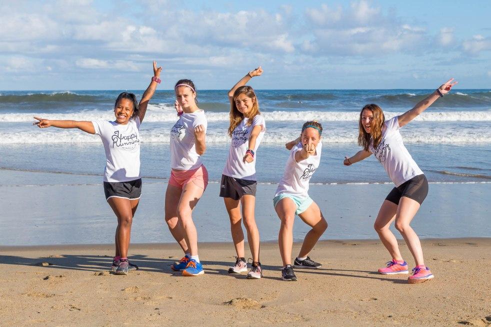 happy running crew